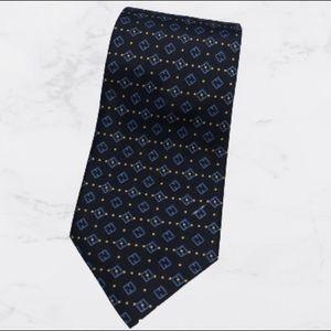 👔 Authentic Fendi Tie Italy Cravatte 100% Silk